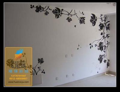 苏州幻彩域墙体彩绘│苏州手绘墙│喷绘喷画涂鸦壁画│专业油画装饰